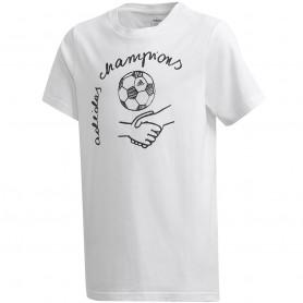 Children's T-shirt Adidas Yb Graph