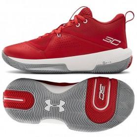 Sporta apavi bērniem Under Armor GS SC 3Zero IV Basketball