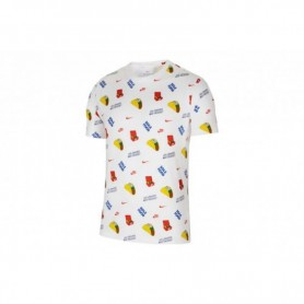 T-shirt Nike NSW SS Tee Food Aop