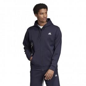 Men's sweatshirt Adidas MH 3S FZ
