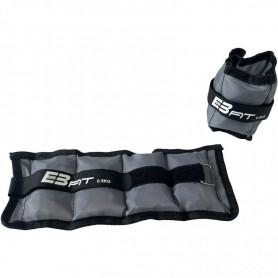 Smaguma atsvari rokām / kājām EB FIT 2x0.5 kg