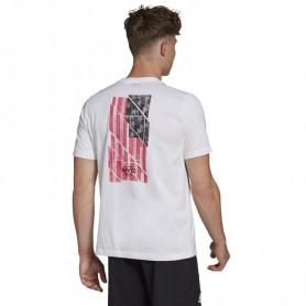 T-krekls Adidas SS US Open 2