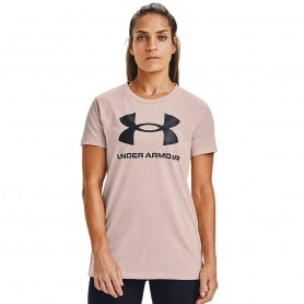 Women's T-shirt Under Armour Live Sportstyle Graphic Ssc