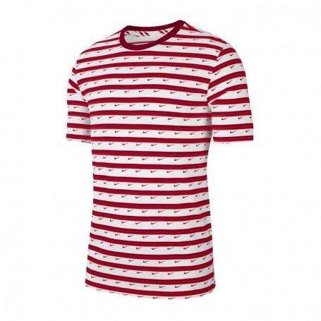 T-krekls Nike NSW Club Stripe