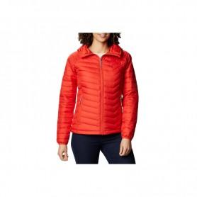 Women's jacket Columbia Wm Powder Lite Hooded