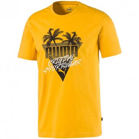 T-krekls Puma Summer Palms Graphic