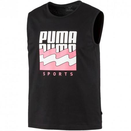 T-krekls Puma Summer Graphic Sleeveless