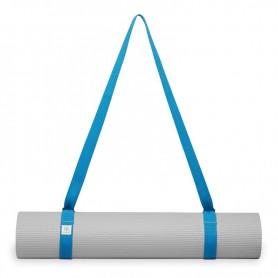 Strap for Gaiam blue yoga mat