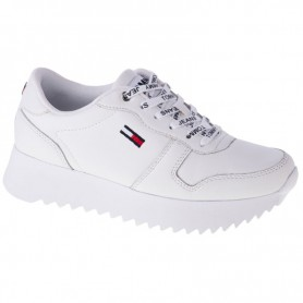Women's shoes Tommy Hilfiger High Cleated Leather
