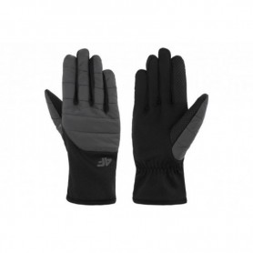 Gloves 4F H4Z20-REU065 Gray