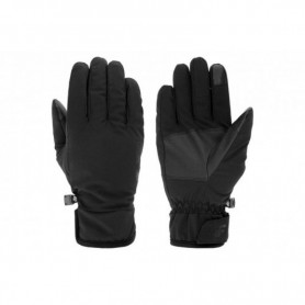 Gloves 4F H4Z20-REU062 Deep black