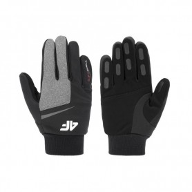 Gloves 4F H4Z20-REU063 Gray
