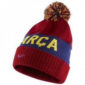 Bērnu cepure Nike FC Barcelona Beanie