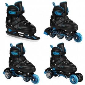 Skates for Kids Spokey Quattro 4in1