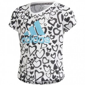 Kinder-T-Shirt Adidas Must Haves Graphic
