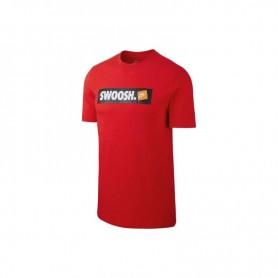 T-krekls Nike NSW Tee Swoosh BMPR STKR
