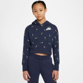 Bērnu sporta jaka Nike Sportswear French Terry Hoodie