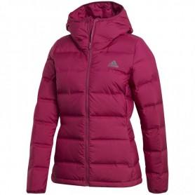 Women's jacket Adidas Helionic Down Hooded