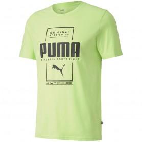 T-shirt Puma Box PUMA Tee Sharp