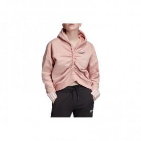Women sports jacket Adidas Ruched Hoodie