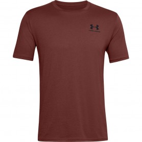 T-shirt Under Armour Sportstyle Left Chest SS