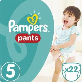 Pampers Pants ( Izmērs 5 ) Junior 22 gab