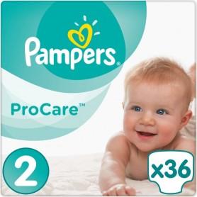 Pampers Pro Care ( Izmērs 2 ) 36 gab