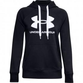 Sieviešu sporta jaka Under Armor Rival Fleece Logo Hoodie