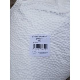 Наполнитель для кресла - мешка гранулы шарики пенопласта 40 литров