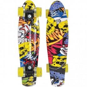 Skateboard Retro Party