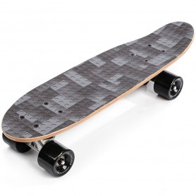 Skateboard Meteor Mona Lisa