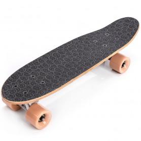 Skateboard Meteor Smile