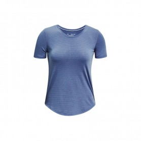 Women's T-shirt Under Armor Streaker Run