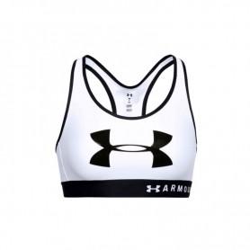 Women's sports bra Under Armor Mid Keyhole Graphic