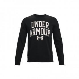 Vīriešu sporta jaka Under Armor Rival Terry Crew