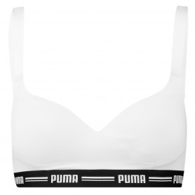 Sport-BH für Frauen Puma Padded Top 1P Hang
