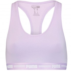 Sport-BH für Frauen Puma Racer Back Top 1P Hang