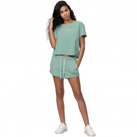 Women's shorts 4F H4L21-SKDD015