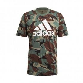 T-krekls Adidas Essentials Camouflage