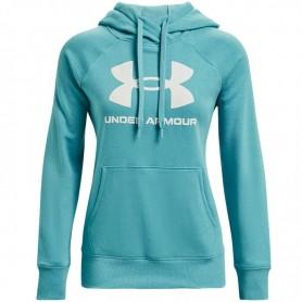 Women sports jacket Under Armor Rival Fleece Logo Hoodie