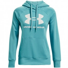 женская толстовка Under Armor Rival Fleece Logo Hoodie