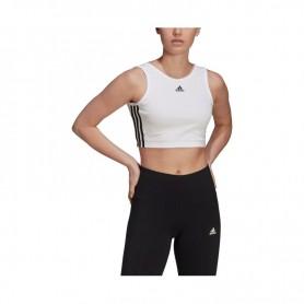 Женская футболка Adidas Essentials Crop