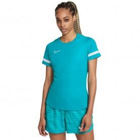 Damen T-Shirt Nike NK Df Academy 21