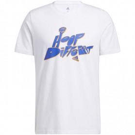 T-shirt Adidas Born Different Graphic