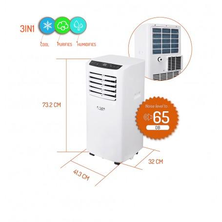 Air conditioning Adler 7000 BTU AD 7909