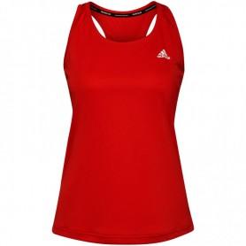 Damen T-Shirt Adidas Primeblue Designed To Move