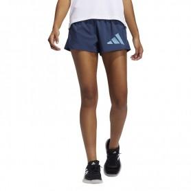Damen Shorts Adidas Woven Pacer Bos