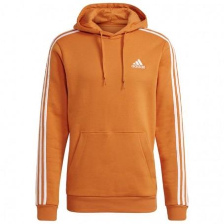 Men's sweatshirt Adidas 3-Stripes Fleece Hoodie