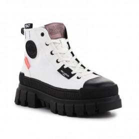 Sieviešu apavi Palladium Revolt Hi Tx W Star White