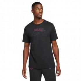 T-shirt Nike FC Barcelona Swoosh Club Dist Risi